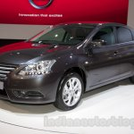 Nissan Sentra at the 2014 Moscow Motor Show