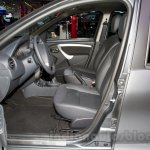 Nissan Terrano AWD at the 2014 Moscow Motor Show front seat