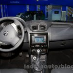 Nissan Terrano AWD at the 2014 Moscow Motor Show interior