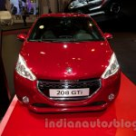 Peugeot 208 GTi at the Moscow Motor Show 2014 (1)