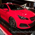Peugeot 309 R concept at the Moscow Motor Show 2014 (1)