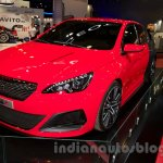 Peugeot 309 R concept at the Moscow Motor Show 2014 (4)