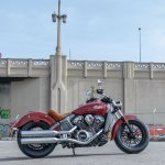 2015 Indian Scout profile