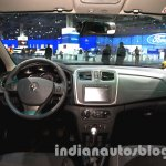 Renault Sandero Stepway dashboard at Moscow Motor Show 2014