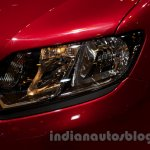 Renault Sandero headlamp at Moscow Motor Show 2014