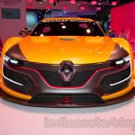 Renaultsport R.S. 01 at the 2014 Moscow Motor Show front