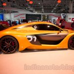 Renaultsport R.S. 01 at the 2014 Moscow Motor Show profile