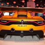 Renaultsport R.S. 01 at the 2014 Moscow Motor Show rear