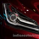 Suzuki Ciaz Concept headlamp at 2014 Moscow Motor Show