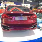Suzuki Ciaz Concept rear at 2014 Moscow Motor Show