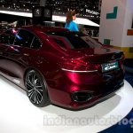 Suzuki Ciaz Concept rear three quarters at 2014 Moscow Motor Show