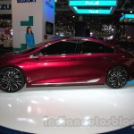 Suzuki Ciaz Concept side at 2014 Moscow Motor Show
