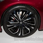 Suzuki Ciaz Concept wheel at 2014 Moscow Motor Show