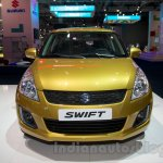 Suzuki Swift facelift at the 2014 Moscow Motor Show