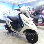TVS Scooty Zest 110 launch