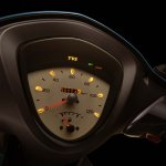 TVS Scooty Zest instrument cluster official image