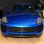 Top Car Porsche Macan Ursa front at Moscow Motor Show 2014