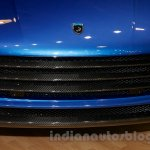Top Car Porsche Macan Ursa grille at Moscow Motor Show 2014