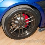 Top Car Porsche Macan Ursa wheel at Moscow Motor Show 2014