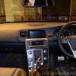 Volvo S60 R-Design India dash