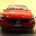 Volvo S60 R-Design India front