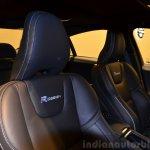 Volvo S60 R-Design India seats