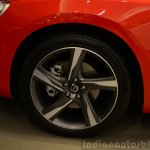 Volvo S60 R-Design India wheel