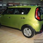 2014 Kia Soul rear three quarter at the 2014 Nepal Auto Show