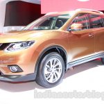2014 Nissan X-Trail at the 2014 Indonesia International Motor Show front quarter