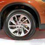 2014 Nissan X-Trail at the 2014 Indonesia International Motor Show wheel