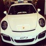 2014 Porsche 911 GT3 India