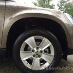 2014 Skoda Yeti alloy wheel review