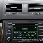 2014 Skoda Yeti audio system review