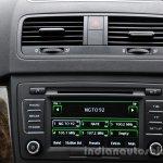 2014 Skoda Yeti audio system review