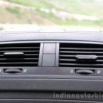 2014 Skoda Yeti central aircon vent review