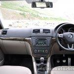 2014 Skoda Yeti dashboard review