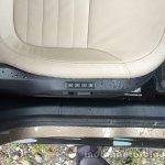2014 Skoda Yeti driver seat functions review