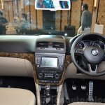 2014 Skoda Yeti facelift launch interior