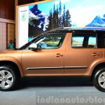 2014 Skoda Yeti facelift launch profile