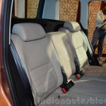 2014 Skoda Yeti facelift launch rear seat