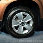 2014 Skoda Yeti facelift launch wheel