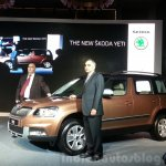2014 Skoda Yeti facelift launched in India