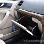 2014 Skoda Yeti glovebox review