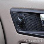 2014 Skoda Yeti mirror adjustment knob review