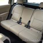 2014 Skoda Yeti rear seat review