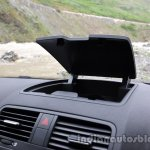 2014 Skoda Yeti storage compartment review