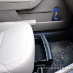 2014 Skoda Yeti tray under front seat review