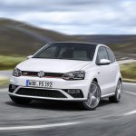 2014 VW Polo GTI facelift press shot