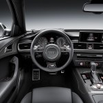 2015 Audi S6 facelift press shots interior