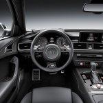 2015 Audi S6 facelift press shots interior